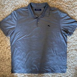 Tommy Bahama Men's Pima-Cotton Blend Polo (XXL)